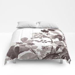 ROSES IN TWILIGHT Comforters