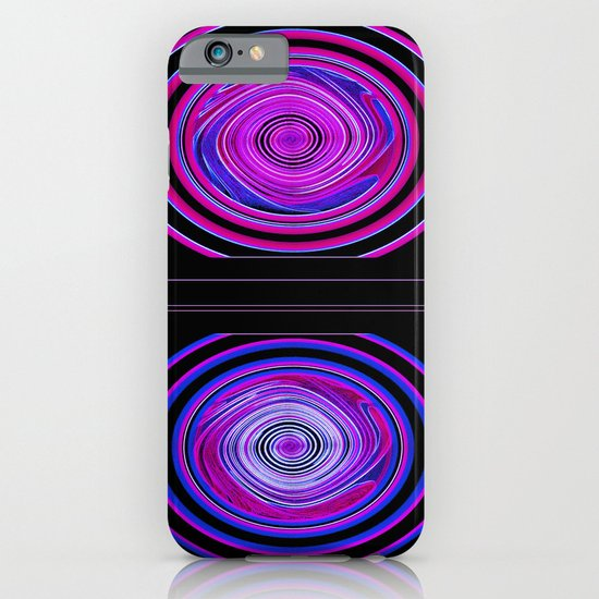 Abstract Modern Circles. iPhone & iPod Case