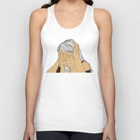 introvert Tank Tops featuring Introvert 9 by Heidi Banford