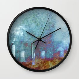 Three Mile Island Imagining the Meltdown Wall Clock