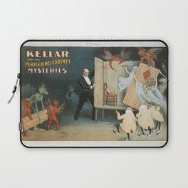 Vintage poster - Kellar the Magician Laptop Sleeve