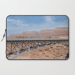 Colorado River Bridge Laptop Sleeve