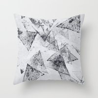 earth Throw Pillows featuring Earth by sinonelineman