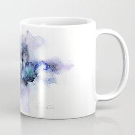 Blue nebula Coffee Mug