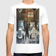 A Restorer's dream! Mens Fitted Tee White SMALL