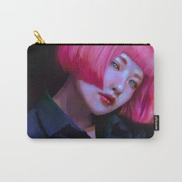 Untitled portrait Carry-All Pouch