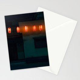 // warmer around you Stationery Cards