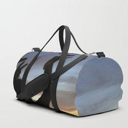 monster shadow twighlight Duffle Bag