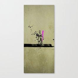 PINK_HERO_SERIES_1 Canvas Print