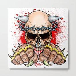 Fest of Blood 2 Metal Print