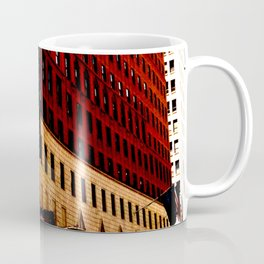 Vintage Chicago: historic Chicago theater photography Coffee Mug