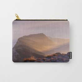 Mountian peak #society6 #buyart Carry-All Pouch