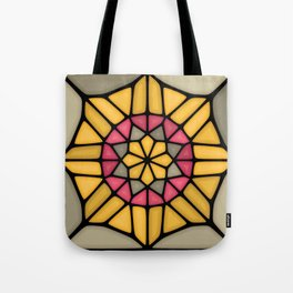 Gold medal Voronoi Tote Bag