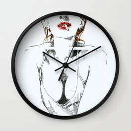 NUDEGRAFIA - 28 Wall Clock