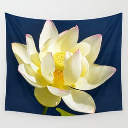 Lotus Flower by Teresa Thompson Wall Tapestry