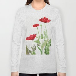Blooms and Buds Long Sleeve T-shirt