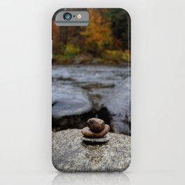 On The River iPhone Case