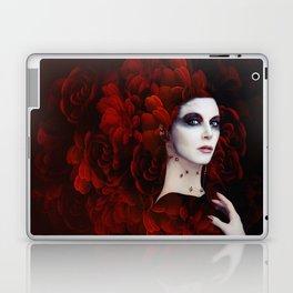 Madame Red Laptop & iPad Skin