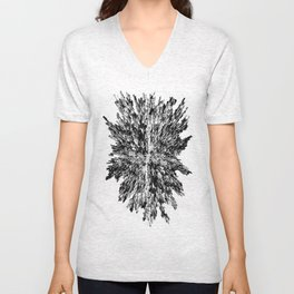 Metropolis (for other colors, see Black Ice and Starburst) Unisex V-Neck
