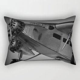 Plane Rectangular Pillow