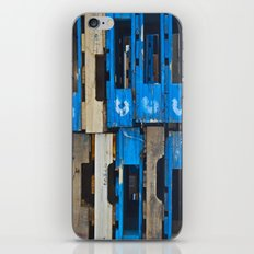 Stacked Together iPhone & iPod Skin