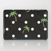 palm trees iPad Cases featuring Palm Trees by BTP Designs