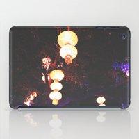 lanterns iPad Cases featuring Lanterns by Kaartik Gupta