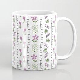 Classic Embroidery Coffee Mug