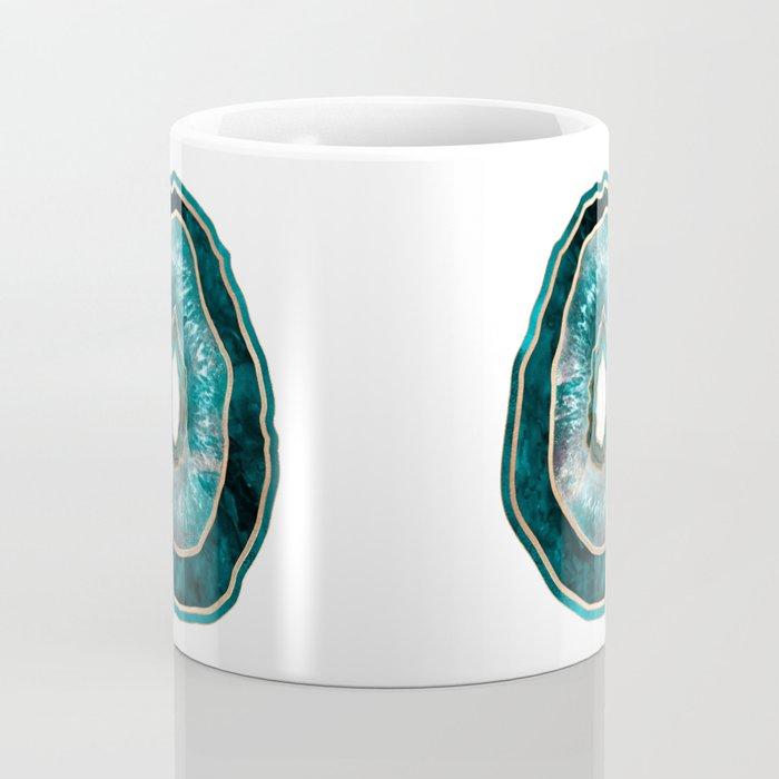 Agate - Turquoise Coffee Mug