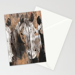 Pure Horses Stationery Cards