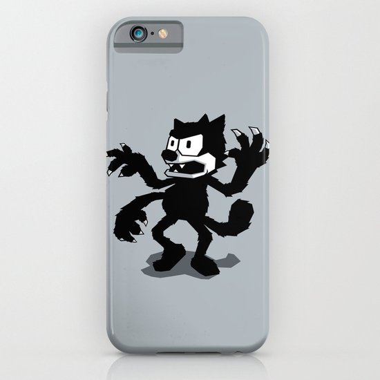 Cartoon Rejects Subject: Cat iPhone & iPod Case