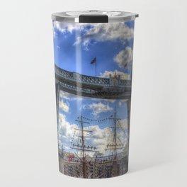 tower bridge and the Stavros N Niachos Travel Mug