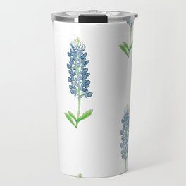 Texas Bluebonnet Travel Mug