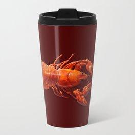 Pollution Awareness - Crawfish Travel Mug