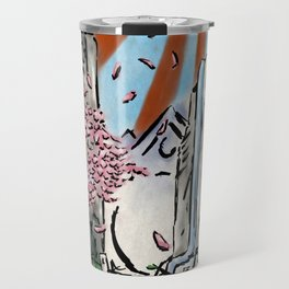 Japan: The Land of Games Travel Mug