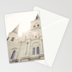 St Louis Cathedral Stationery Cards