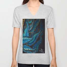 Aurora Montaño 4 Unisex V-Neck