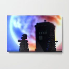 In Another World... Metal Print