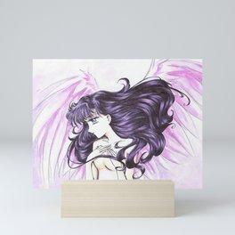 Sailor Mars Angel Mini Art Print