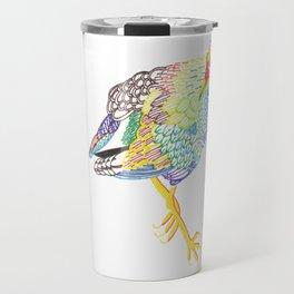 long legged Travel Mug