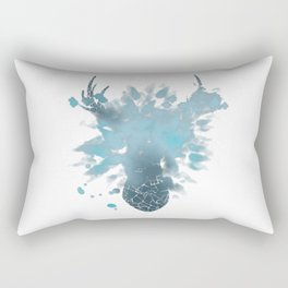 Reindeer love  Rectangular Pillow