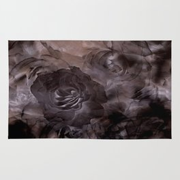 Shadows of Roses & Clouds Rug