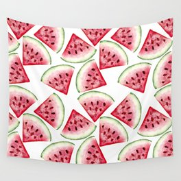 Watermelon pattern Wall Tapestry
