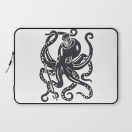 Bertee The Dancing Octopus Laptop Sleeve