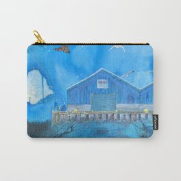 NYC East River Waterway Environment Carry-All Pouch