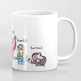 Turmoil Coffee Mug