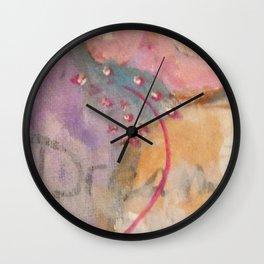 sleeping angel Wall Clock