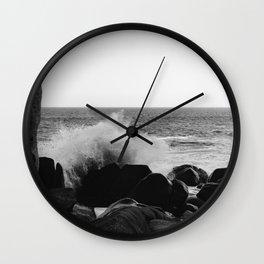Monochrome Mexico Wall Clock