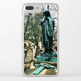 Père Lachaise V Clear iPhone Case