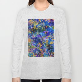 Pacific Kelp Forest Long Sleeve T-shirt